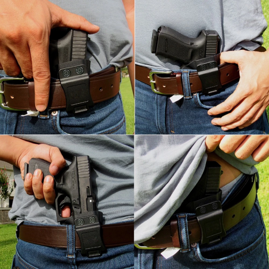 P320 inside waist gun holsters