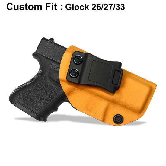 Glock 26 KYDEX Holster