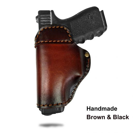 Iwb Tactical Leather Holsters